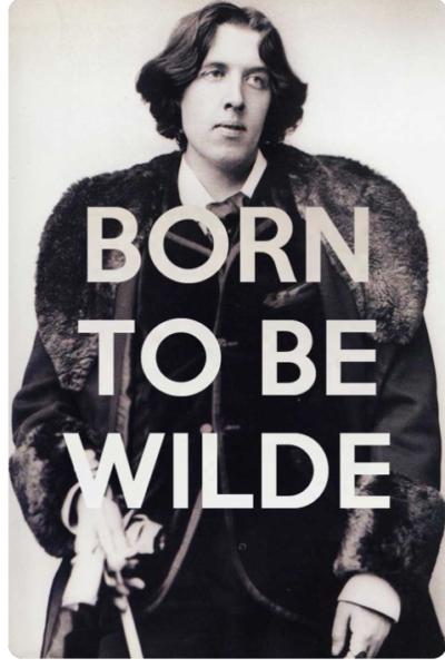 Oscar Wilde: My Dream BFF